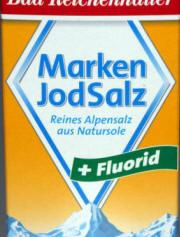 Fluoridiertes-Salz